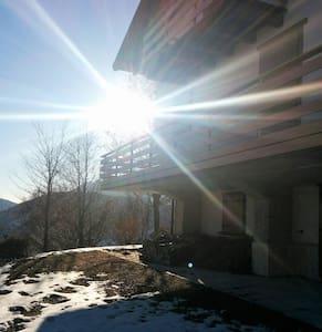 SeeLE chalet S.Valentino - Brentonico - House