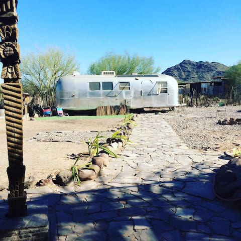 Airstream @ Rancho El Coyote