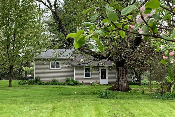 Cottage at Locust Hill ~ Litchfield Ct