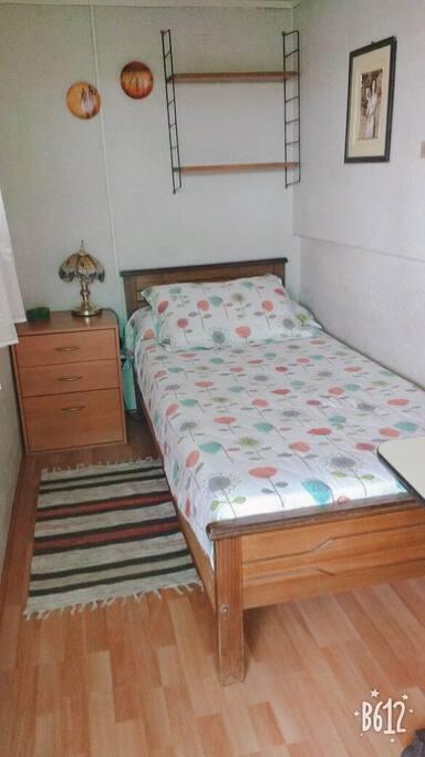 Está es la habitación :)