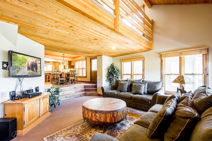 Mountainside 4BR Silver Hollow Park City Ski Home