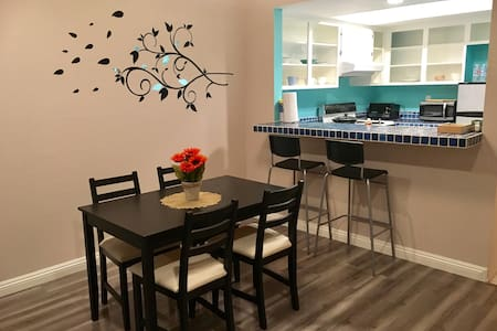 Cozy 1 bedroom close to Disney for up to 4 people - Anaheim