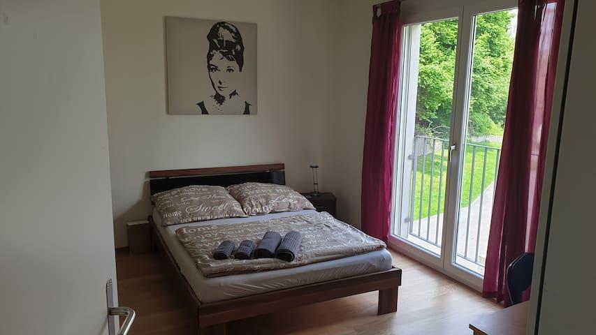 Gemütliches Gästezimmer Ferienzimmer in Luzern