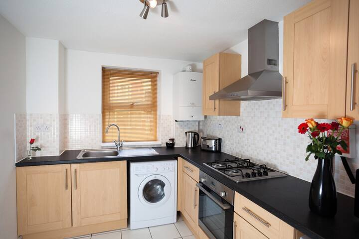 Bristol Serviced Lettings 1 bed