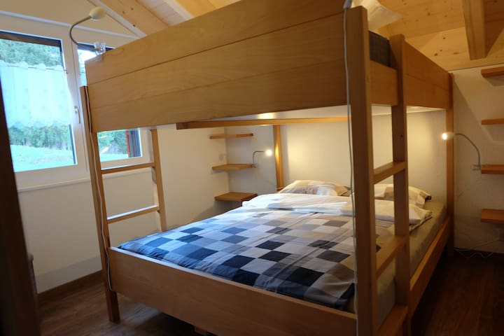 Zimmer Alpogeln - Doppeletagenbett