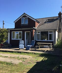 Entire 3 Bed house next to  beach - East Sussex - Casa