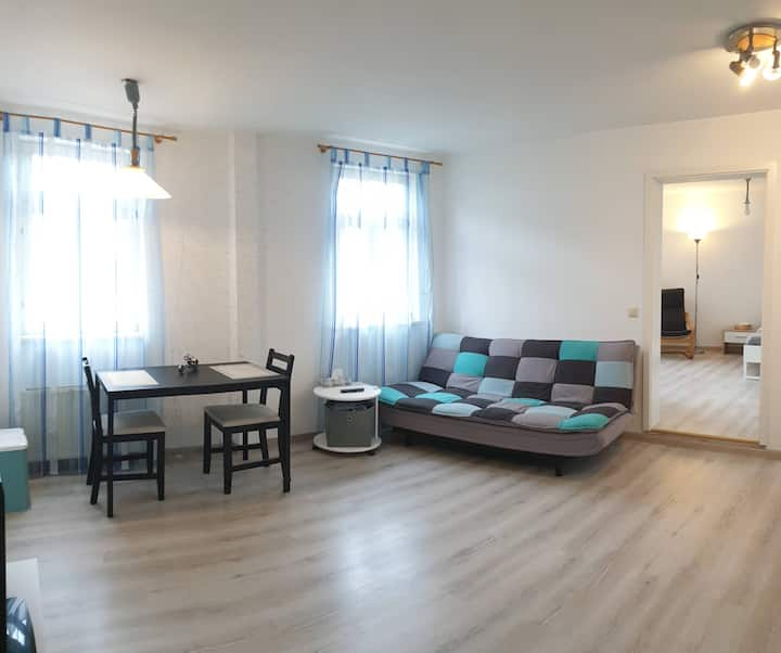 Wonderful furnished 2 rooms apartment