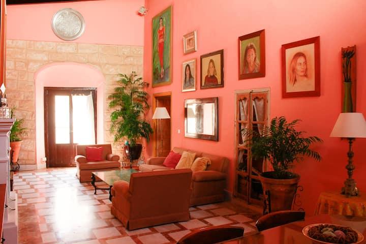 Majestuosa casa del sXIX en Ribera del Marisco