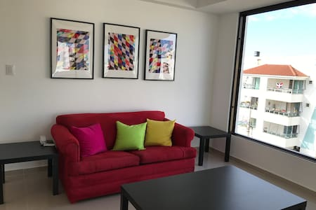 Excellent Place to rest and know the City - Santo Domingo - Wohnung