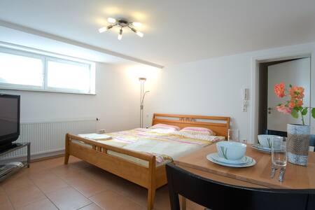 Moderne Ferienwohnung in Hegne (Souterrain) - Konstanz - Wohnung