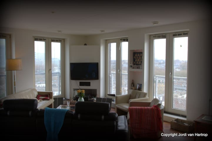 Luxurious Penthouse The Hague Centre AMS 30 mins - Haag - Leilighet