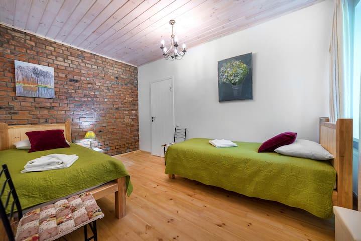 Room no.4 (2 person) - guesthouse SVILPAUNIEKI