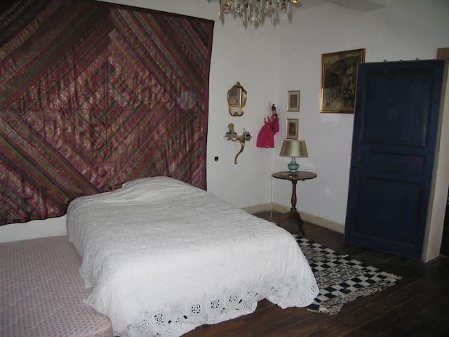 chambre dans maison familliale au calme