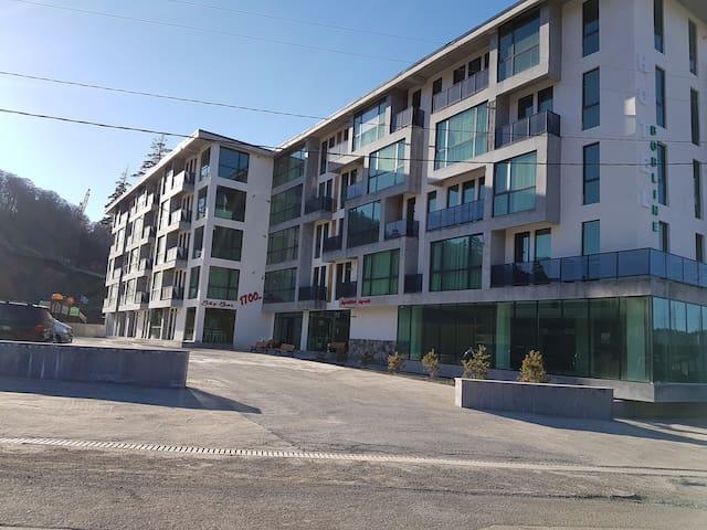 Hotel bobline - полный комфорт - Bakuriani - Appartamento