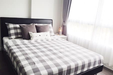 1 Cozy  bedroom -Rayong city centre - Mueang rayong