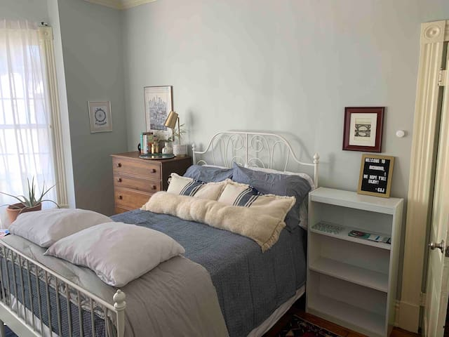 Charming Victorian Guest Room- Near VCUHealth