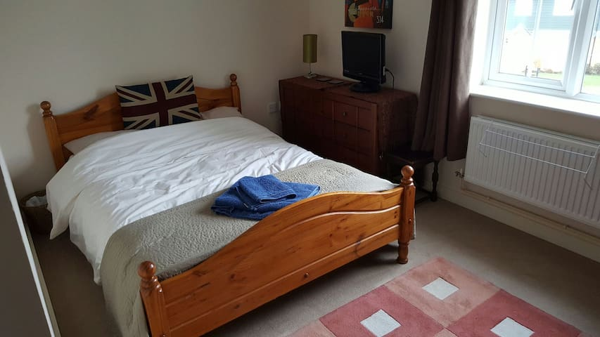 Large double room - Park Gate - Apartment