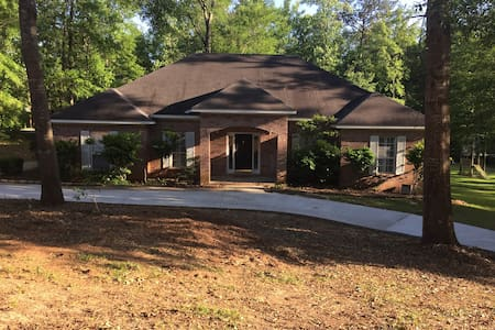 Designer Home minutes from Troy University - Troy