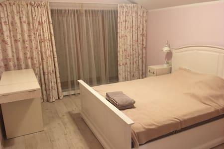 Cozy mansard type apartment. - Riga