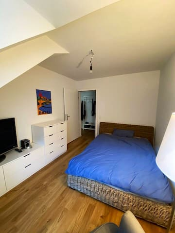 Modern flat in the heart of Basel