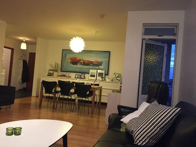 Appartement near RVK city center - Reykjavík - Wohnung