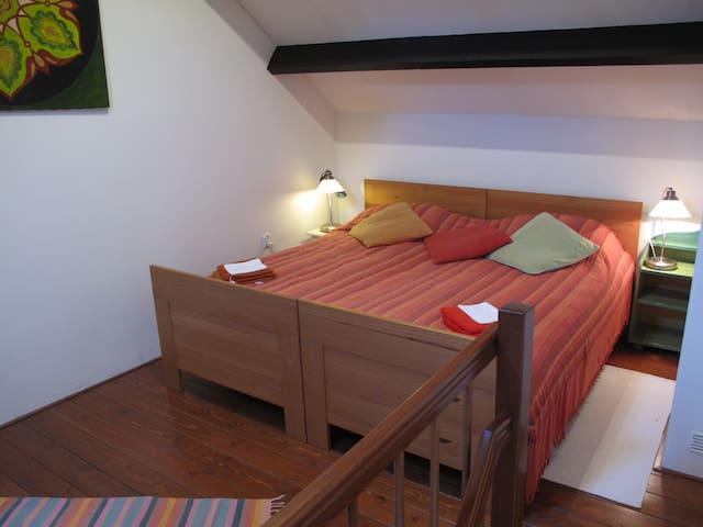 rust en natuur - Koningsbosch - Apartamento