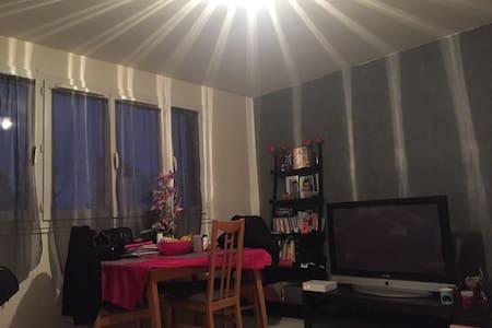 Appartement à 2 min de la gare - Plaisir