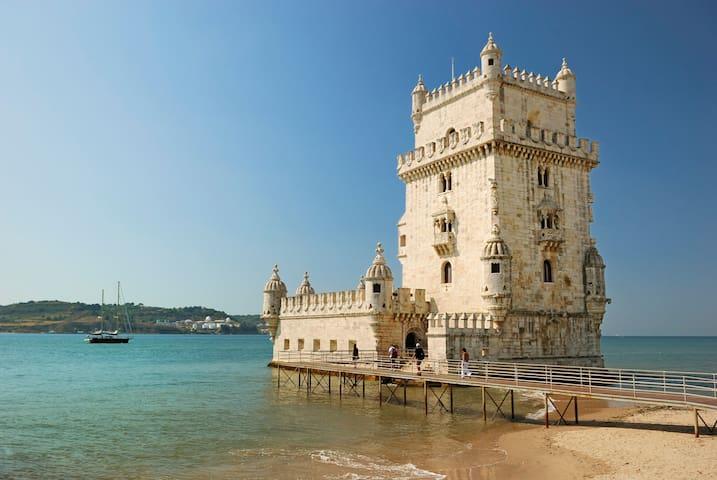 Maison familiale à 30 minutes de Lisbonne - Arruda dos Vinhos - Huis