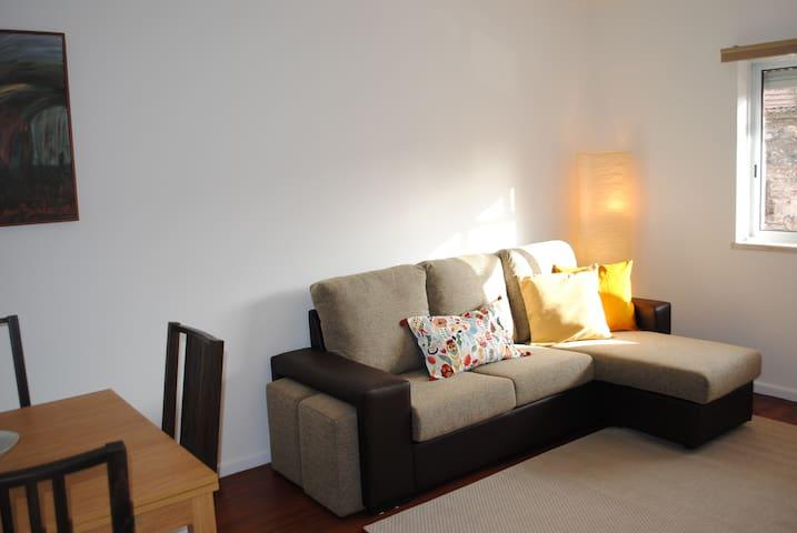 Lisbon apartment Cruzeiro