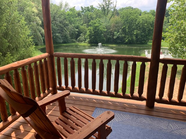 NEW Waterview Lodge Suite in Ohio's Amish Country