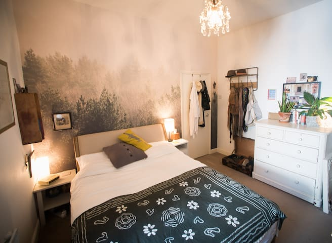 Bohemian jungle flat in Brixton - Лондон - Квартира