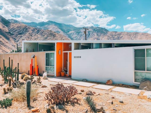 Dazey Desert House - famous midcentury design