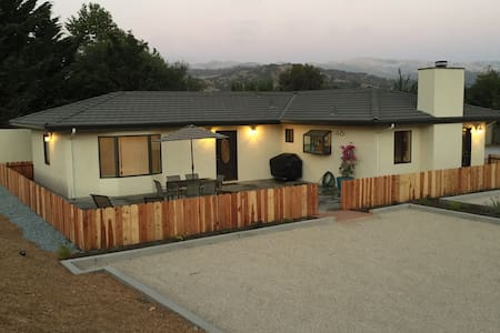 Private Guest House Cottage - Salinas