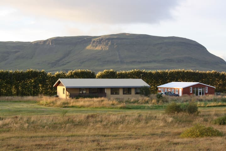 Husatoftir 1a, 801 Selfoss. - South - Bed & Breakfast