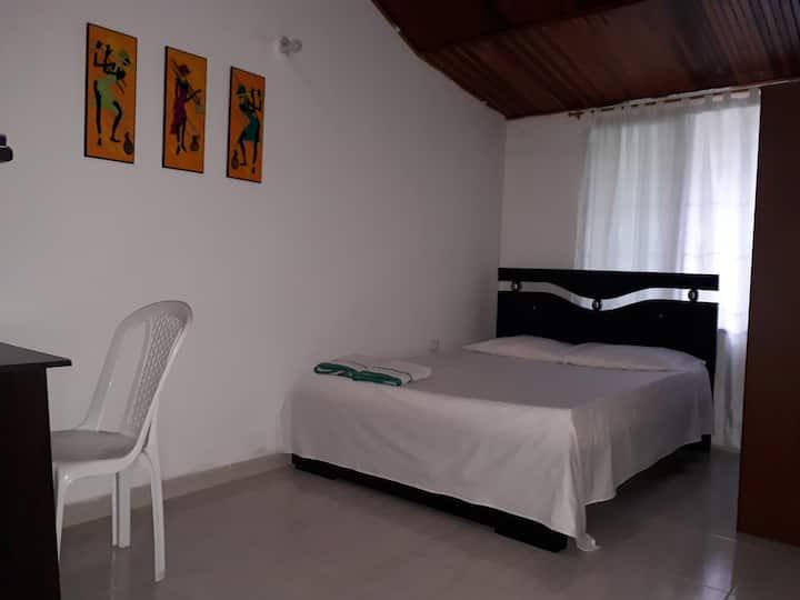 """""""Placentera y confortable habitación"""""""