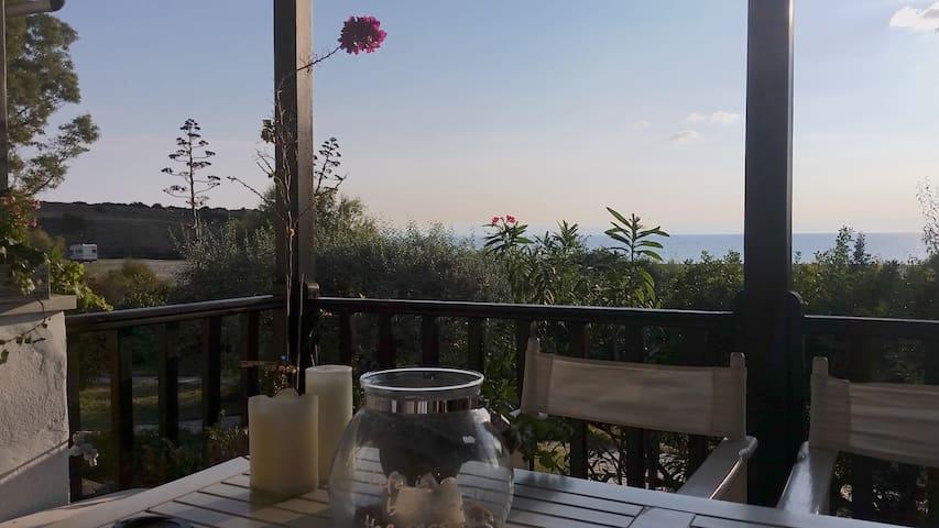 Dafni's beachfront house - Chalkidiki - Apartament