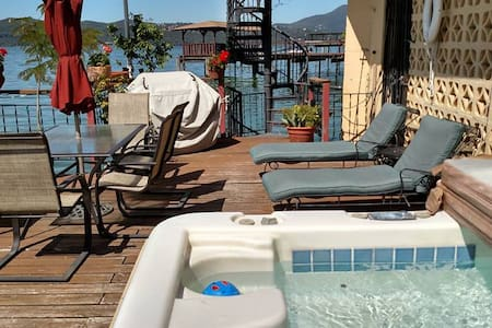 Beautiful Lakefront Apartment - Clearlake - Apartment
