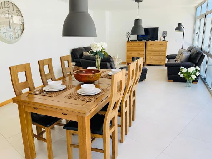 Luxury penthouse with terrace Praia Da Rocha