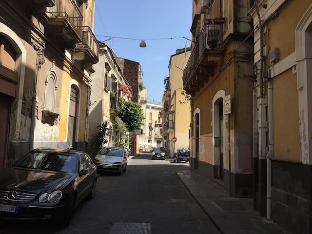 Home in Catania - Catania - Leilighet