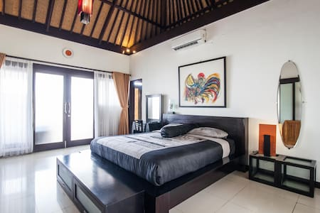 Beachfront Resort 1 BedRoom Villa - Blahbatuh