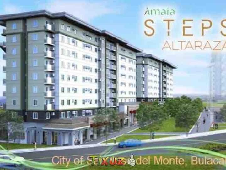 AMAIA Altaraza Deluxe unit Fully furnished