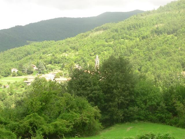 Paesaggio di Prato