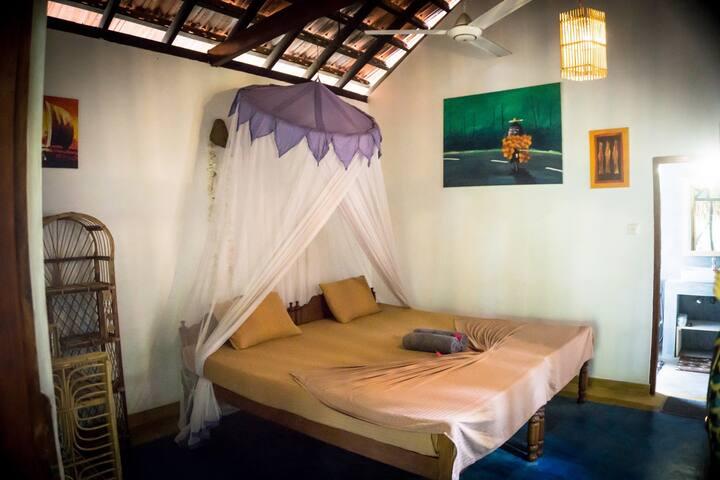 Surf n Sun - Arugambay (Garden wive cabanas)