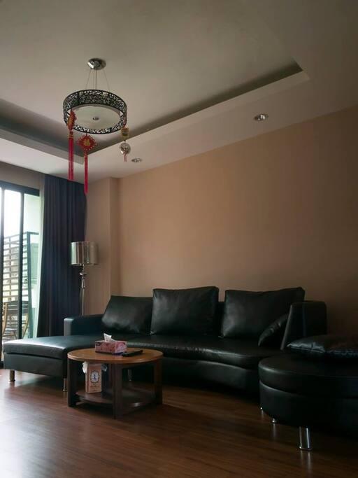 Elegant, stylish sofa