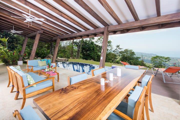 Casa Toji-ocean view/romance/luxury/convenience