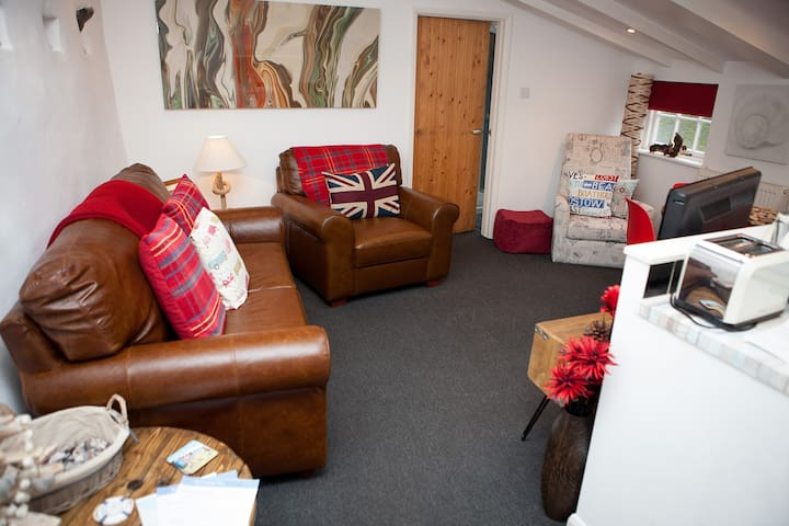 The Drift - One Bedroom Loft in Central St Ives - Saint Ives - Daire