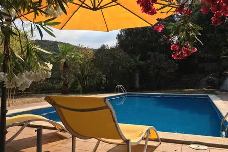 Вилла на Коста Брава для 6-8 человек с бассейном - Platja d'Aro