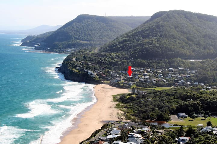 Stanwell Park  Beach Pad--- Private Self Contained - Stanwell Park - Lejlighed