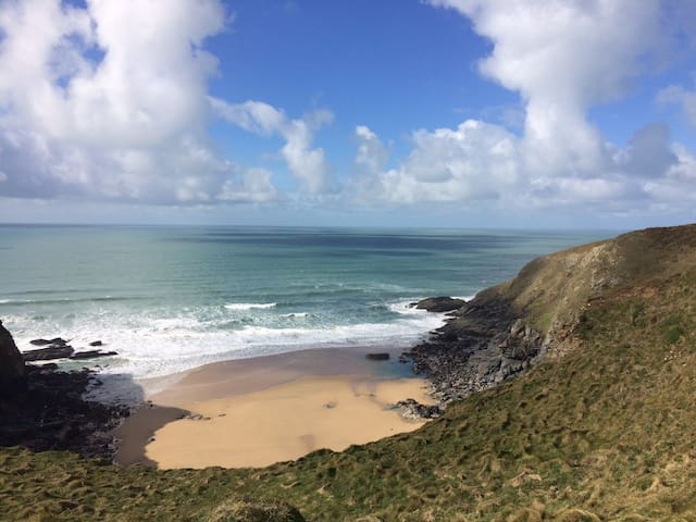 Comfy Cornish apartment - Newquay