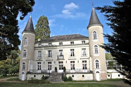 Chambre BLOIS (5)/CHATEAU en TOURAINE - Tournon-Saint-Pierre